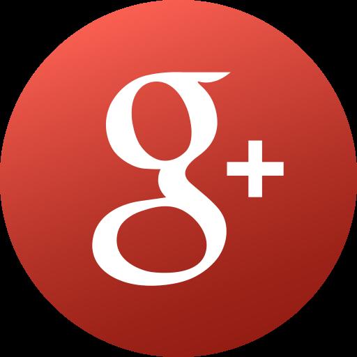 circle, colored, google plus, gradient, media, social, social media icon