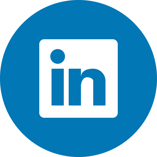 in, linkedin, media, share, social, work, yumminky icon