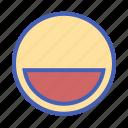 emoji, facebook, happy, laugh icon
