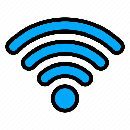 connection, internet, media, network, social, wifi icon