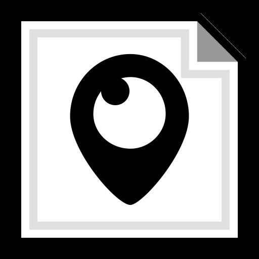 brand, online, periscope icon