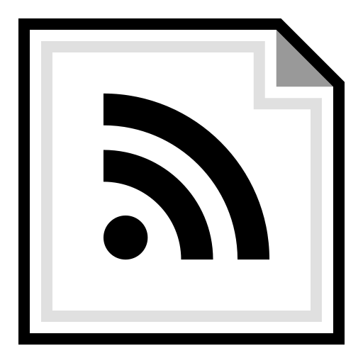 brand, online, rss icon