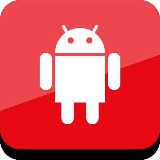 android, connect, media, online, social icon