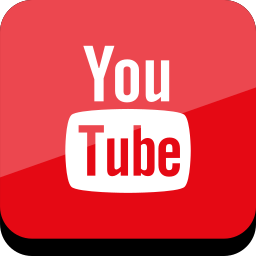 connect, media, online, social, youtube icon