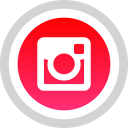 instagram, logo, media, social icon