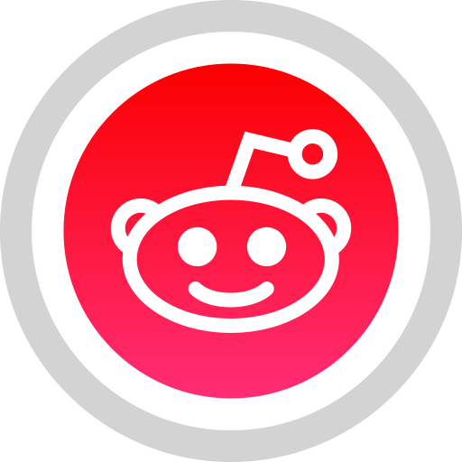 logo, media, reddit, social icon