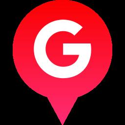 google, logo, media, social icon