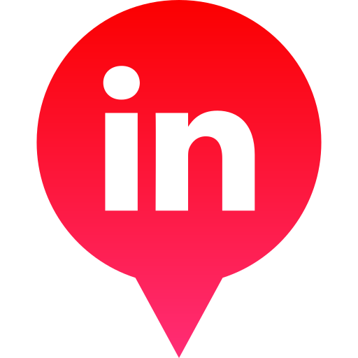Linkedin, logo, media, social icon - Free download
