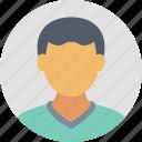 account, avatar, male, man, person, photo, profile icon