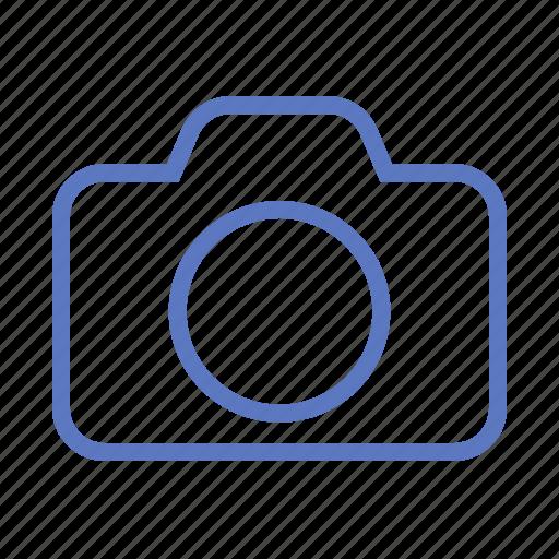 camera, dslr, photo icon