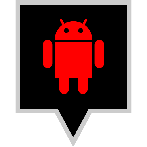android, brand, logo, social icon