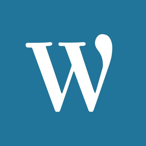 colored, high quality, media, social, social media, square, wordpress icon