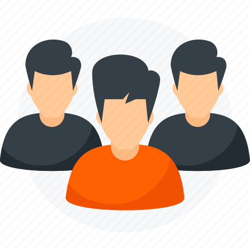 community, group, people, social, team, users icon icon
