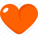favorite, heart, love icon icon