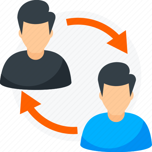 conversion, employ, man, shekel, user, user change icon icon