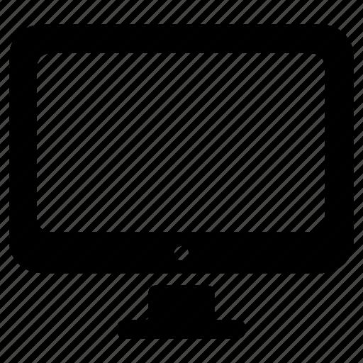 Computer, desktop, monitor icon - Download on Iconfinder