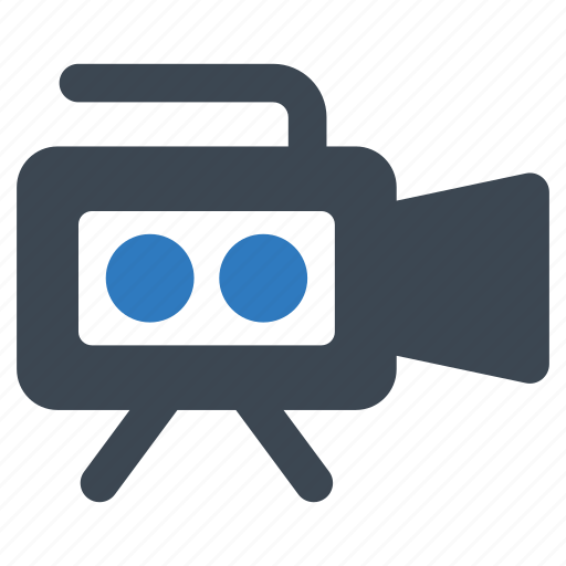 clip, film, video icon