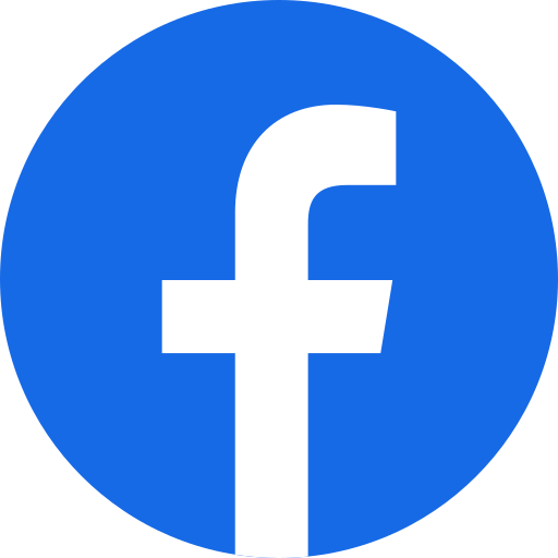 Image result for facebook social media icon circle