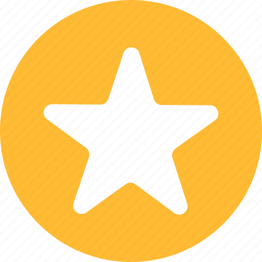 badge, best, bookmark, favorite, like, yellow icon