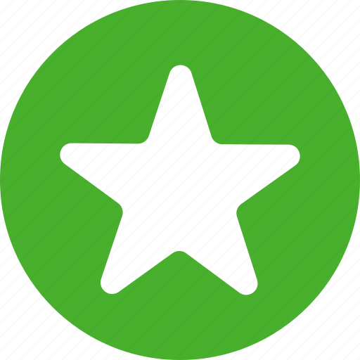 badge, best, bookmark, favorite, green, like icon