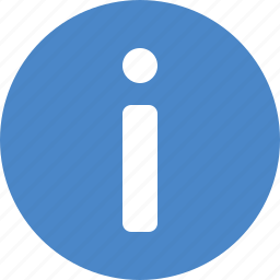 blue, circle, help, info, information, learn more, support icon