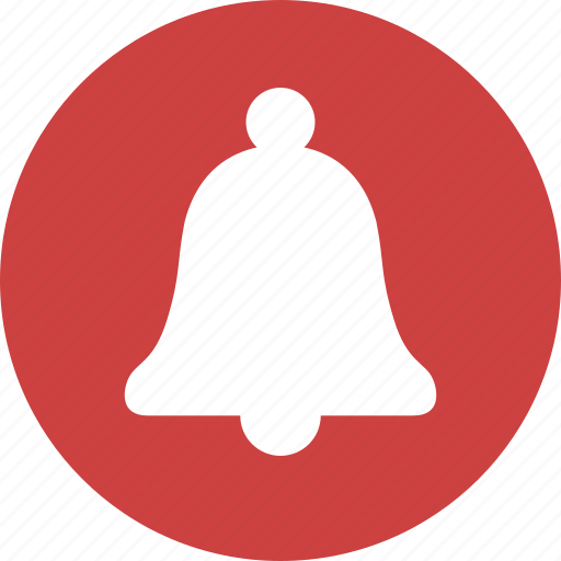 Image result for red notification bell