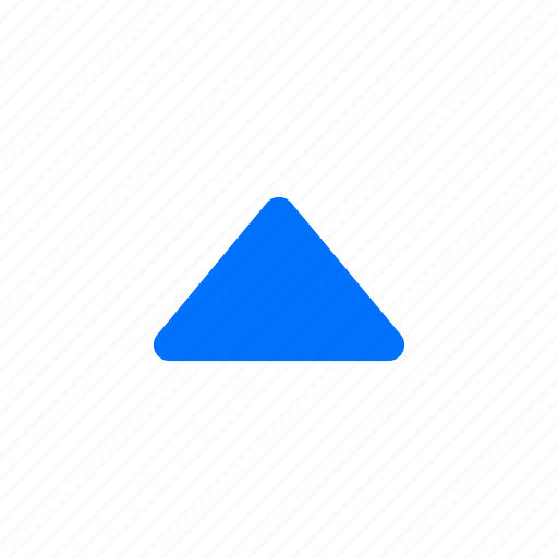 arrow, select, up icon