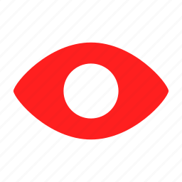eye, see, show, view, watch icon