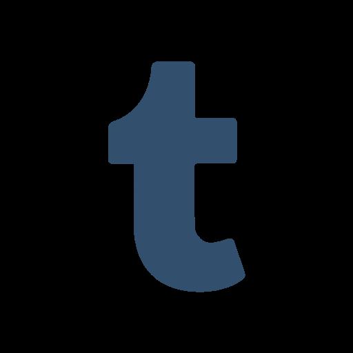 Social, tumblr, blog, marketing icon - Free download