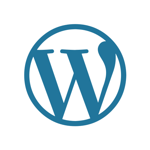 hosting, seo, social, website, wordpress icon