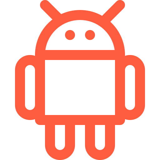 android, google, logo, mobile, os, software, system icon