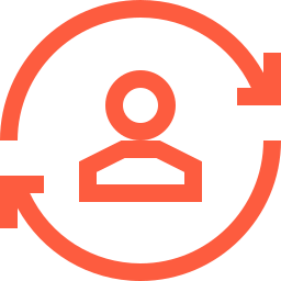 contact, data, info, information, sync, synchronization, user icon