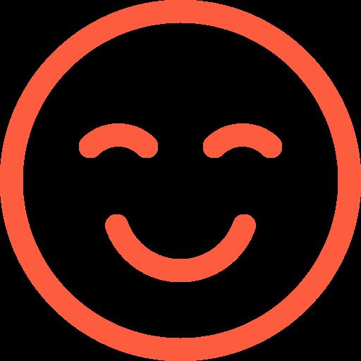 emoji, emotion, face, fun, giggles, happy, reaction, smile, social icon