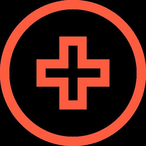 add, aid, create, first, increase, kit, medicine icon
