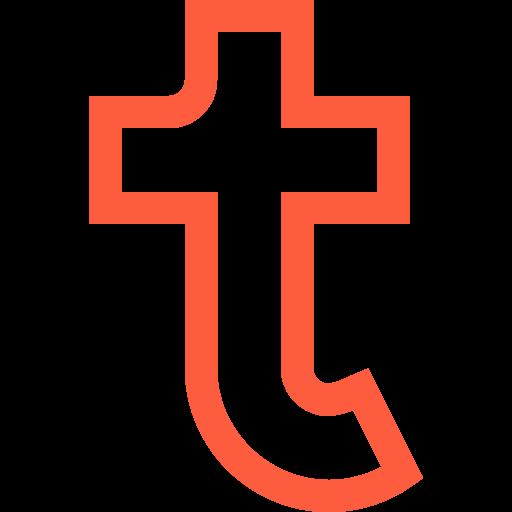blog, logo, microblogging, network, service, social, tumblr icon