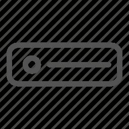 camera, movie, projector icon