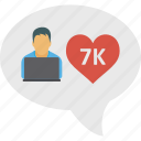 customer feedback, ranking, rating, review, satisfaction icon