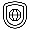 shield, browser