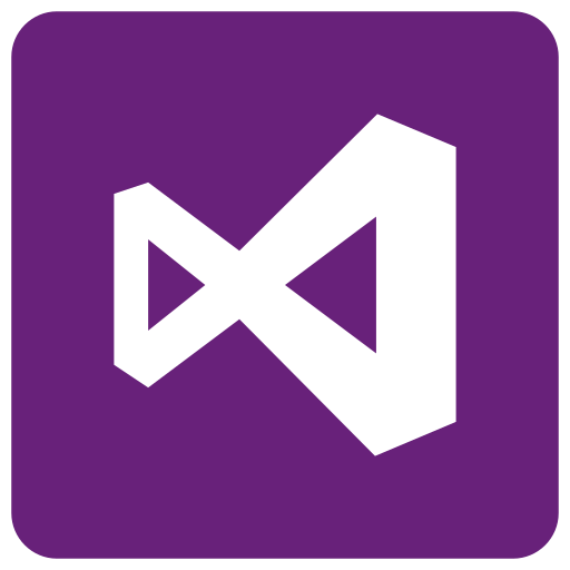 microsoft, studio, visual, windows icon icon