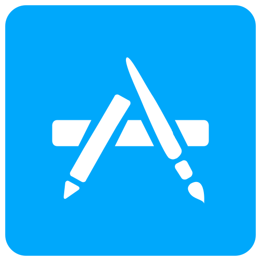 a, appstore icon