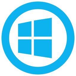 microsoft, windows, windows8 icon icon