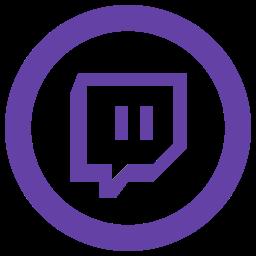 twitch, twitch.tv icon icon