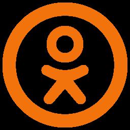 odnoklassniki, ok icon icon
