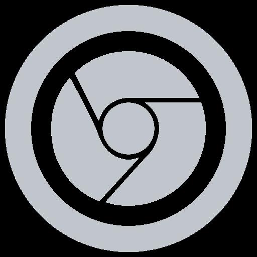 chrome, google icon icon