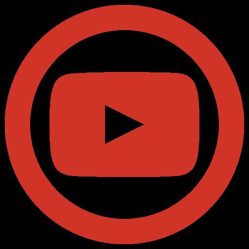 Tube, you, youtube, yt icon icon - Free download