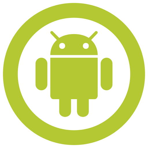 droid icon, • android icon