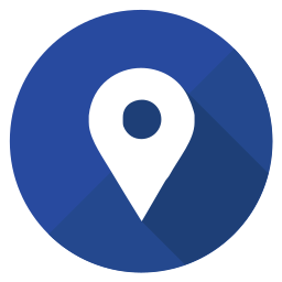 google, google map, map, pin, pointer icon