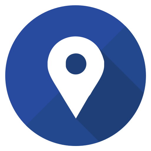 Google map, map, navigation, pin, pointer icon - Free download