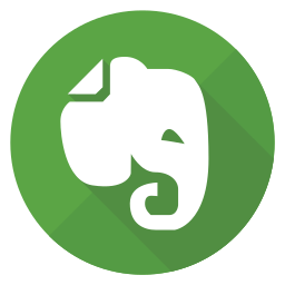 evernote, notes, planner icon