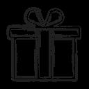 birthday, gift, productivity, shape, social